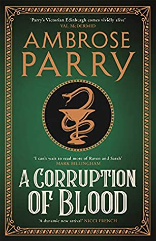 A Corruption of Blood (Raven, Fisher, and Simpson, #3)