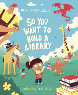So You Want To Build a Library