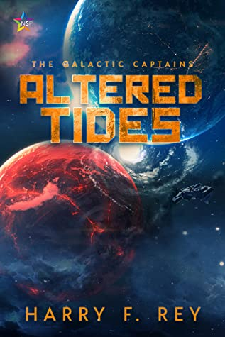 Altered Tides (The Galactic Captains, #5)