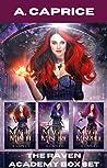 The Raven Academy Box Set