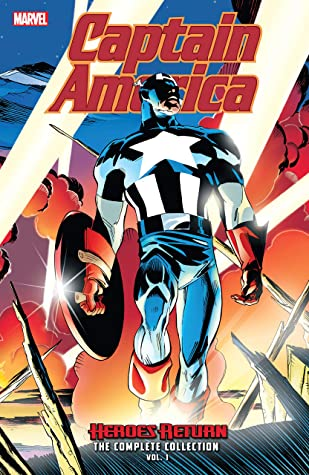 Captain America: Heroes Return - The Complete Collection Vol. 1 (Captain America (1998-2002))