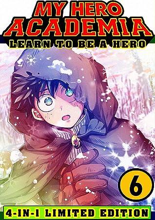 My Hero Academia Learn: Book 6 Collection - Shonen Manga Action My Hero Academia Fantasy Adventures