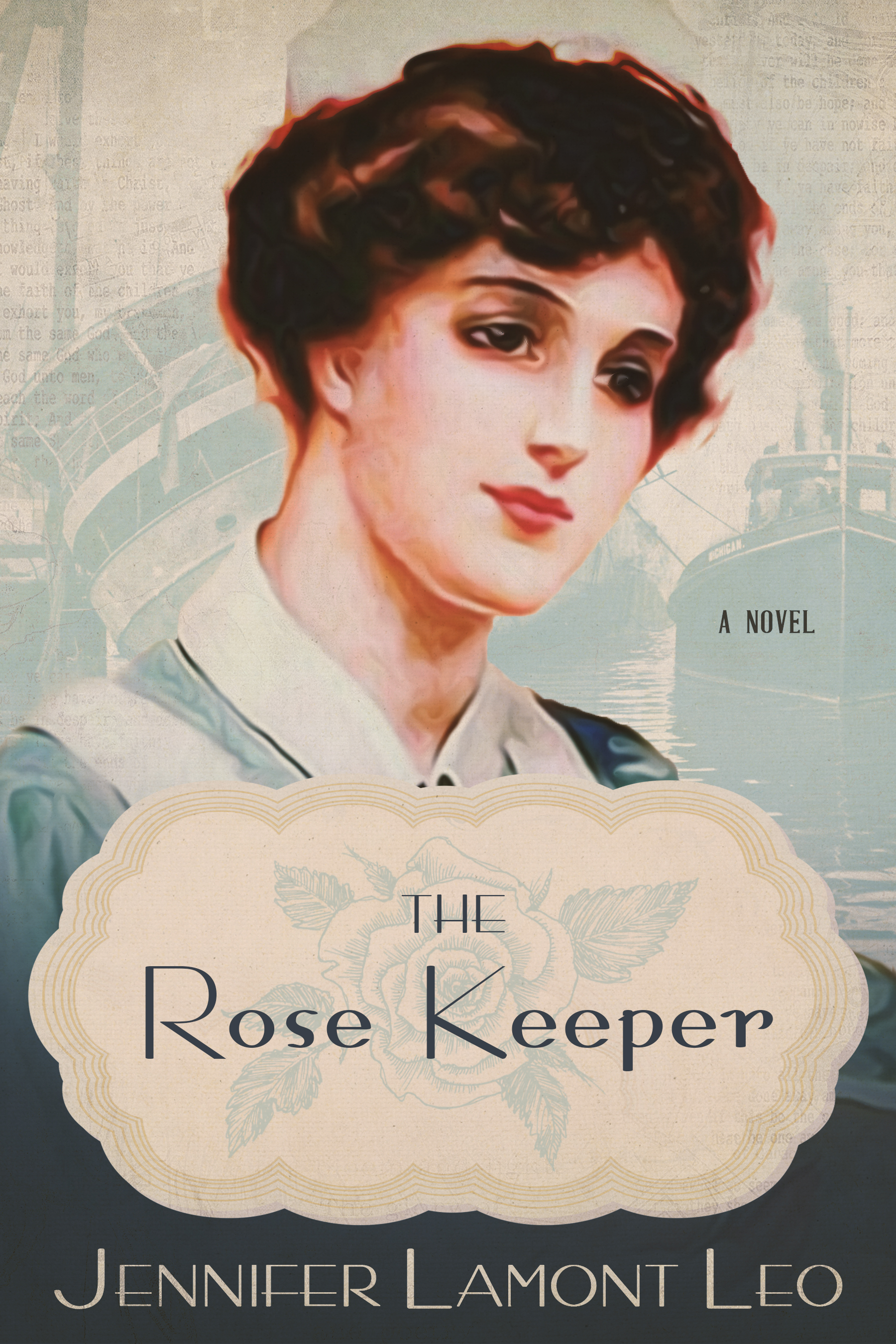 The Rose Keeper (Windy City Hearts, #2)