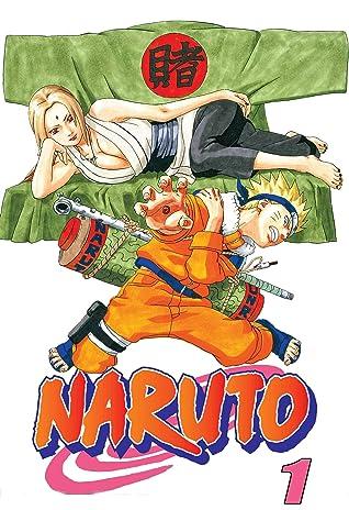 Adventure Manga: Naruto Uzumaki Vol 1