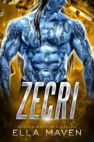 Zecri (Stolen Warriors #4)