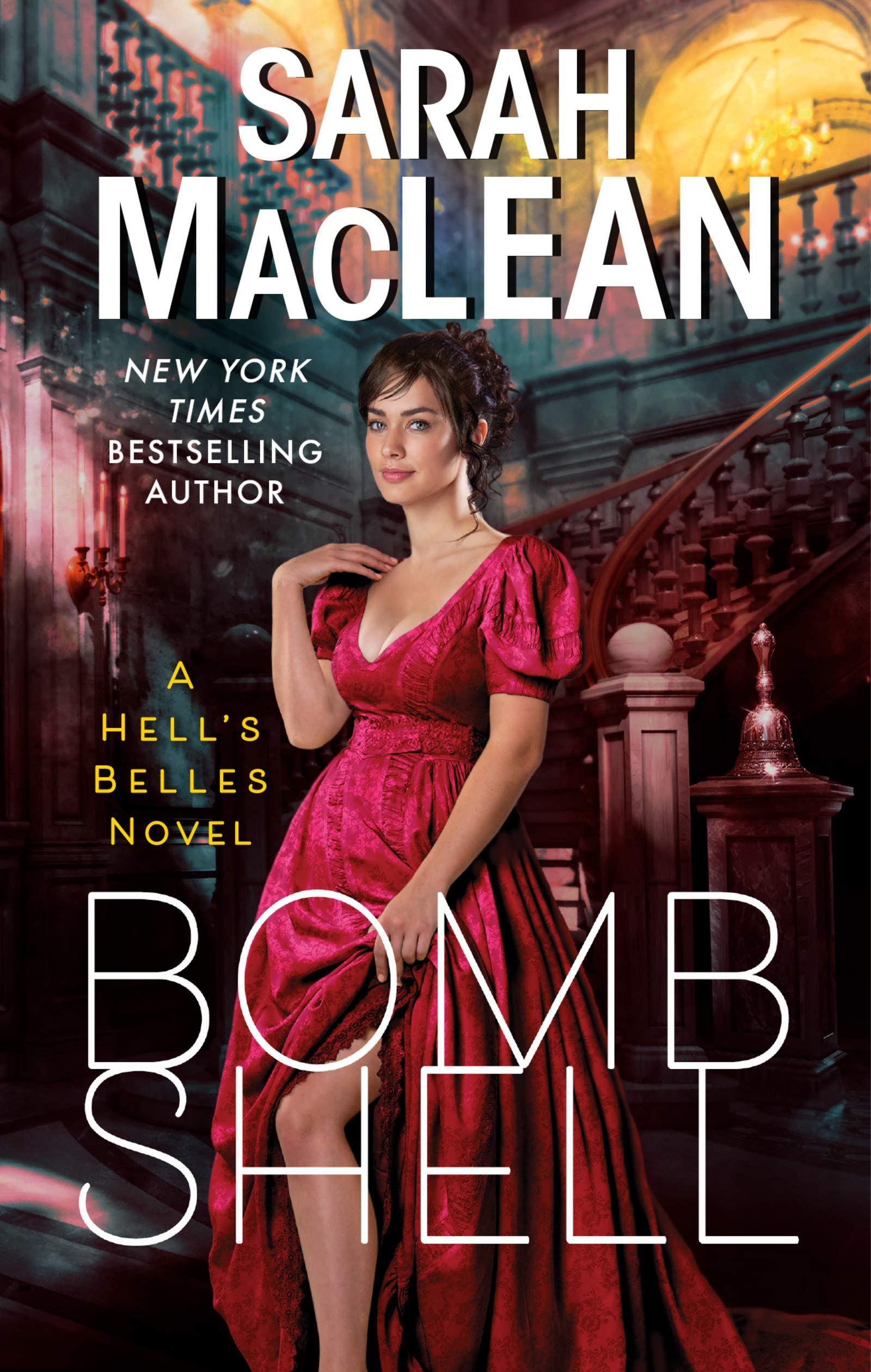 Bombshell (Hell's Belles, #1)