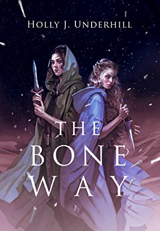 Book cover for The Bone Way