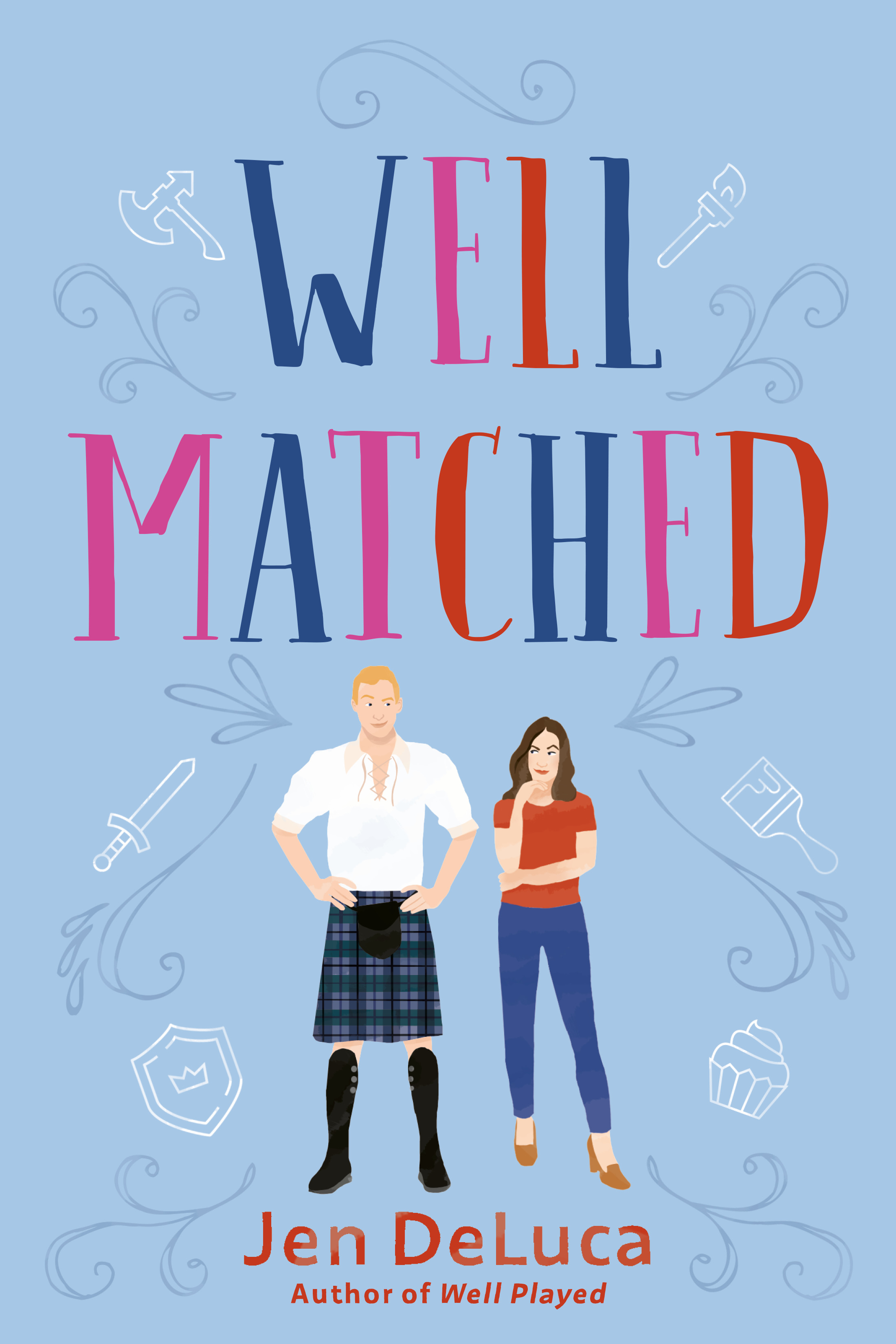 Well Matched (Well Met, #3)