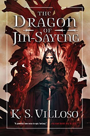 The Dragon of Jin-Sayeng (Chronicles of the Bitch Queen, #3)