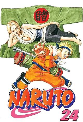 Adventure Manga: Naruto Uzumaki Vol 24