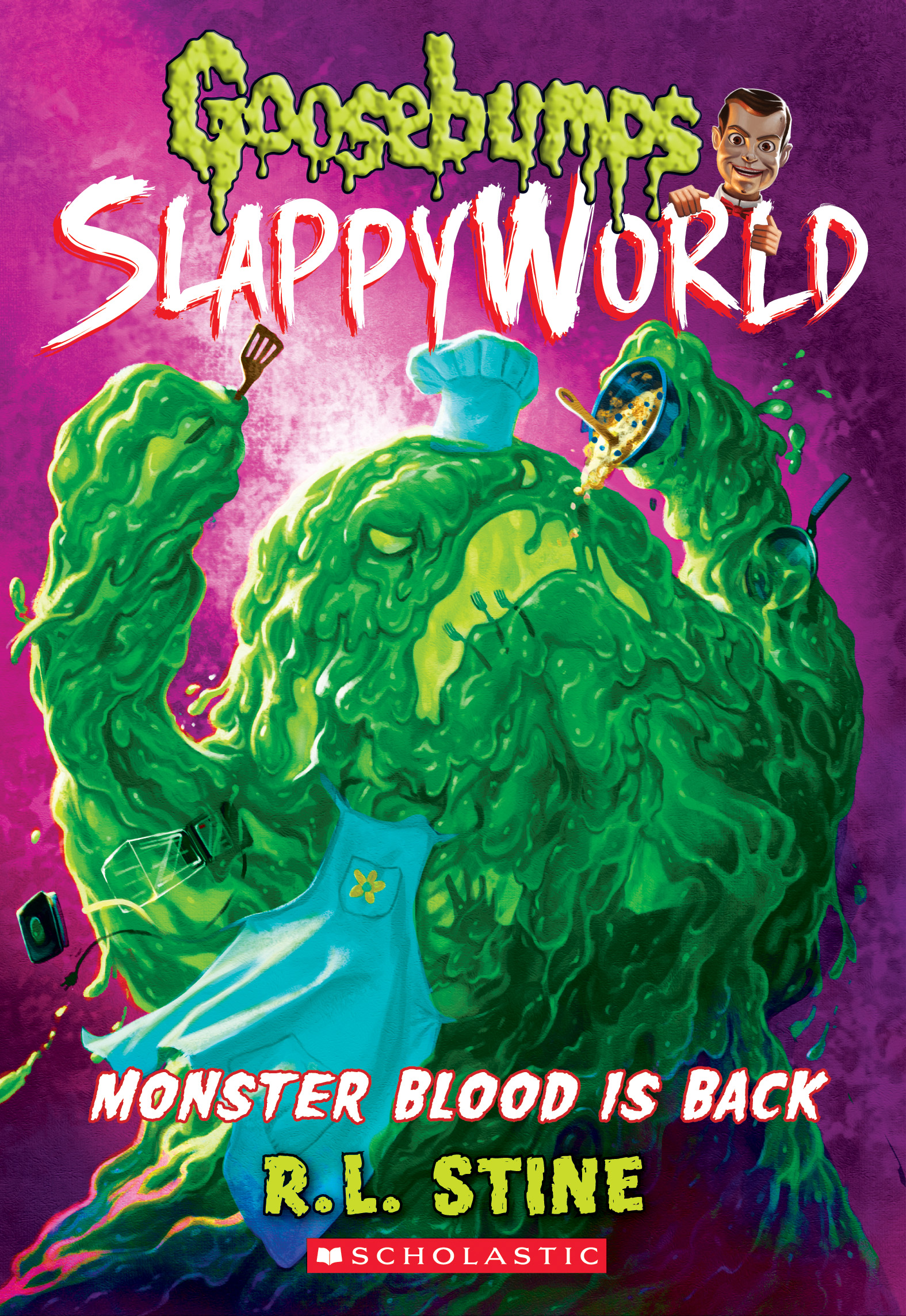 Monster Blood Is Back