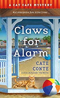 Claws for Alarm (Cat Cafe Mystery #5)