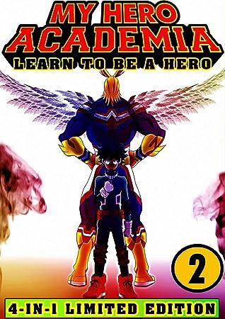 My Hero Academia Learn: Book 2 Collection - Shonen Manga Action My Hero Academia Fantasy Adventures