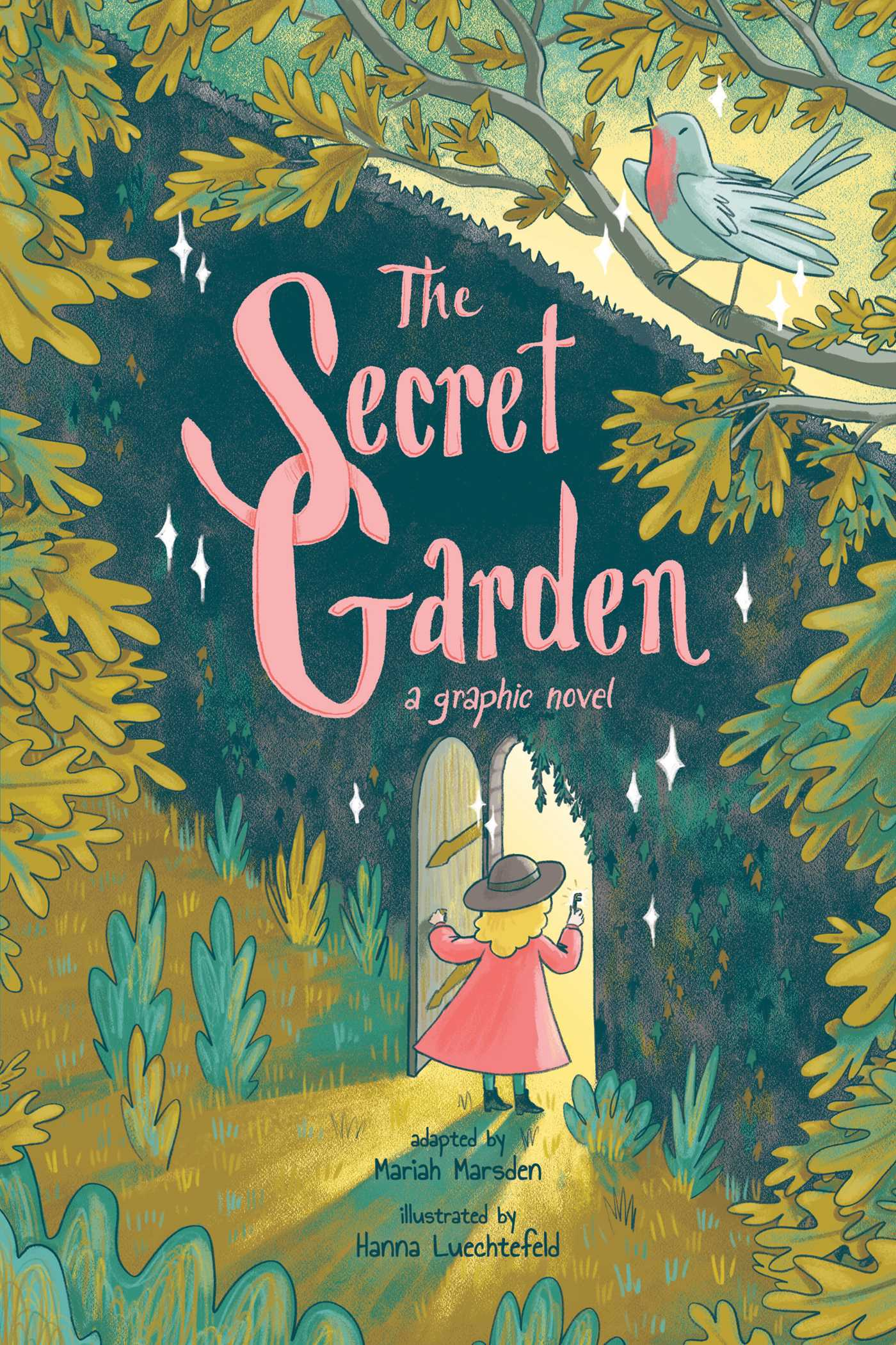 The Secret Garden by Mariah Marsden