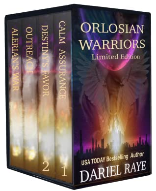 Orlosian Warriors Limited Edition Boxed set