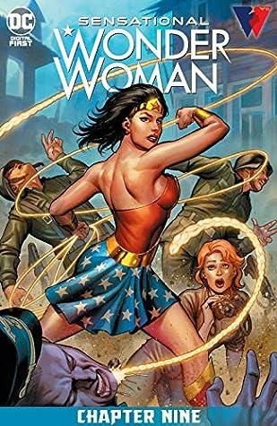 Sensational Wonder Woman #9
