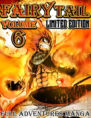Full Adventures Manga Tairy Tail Limited Edition: Complete Series Fairy Tail Volume 6