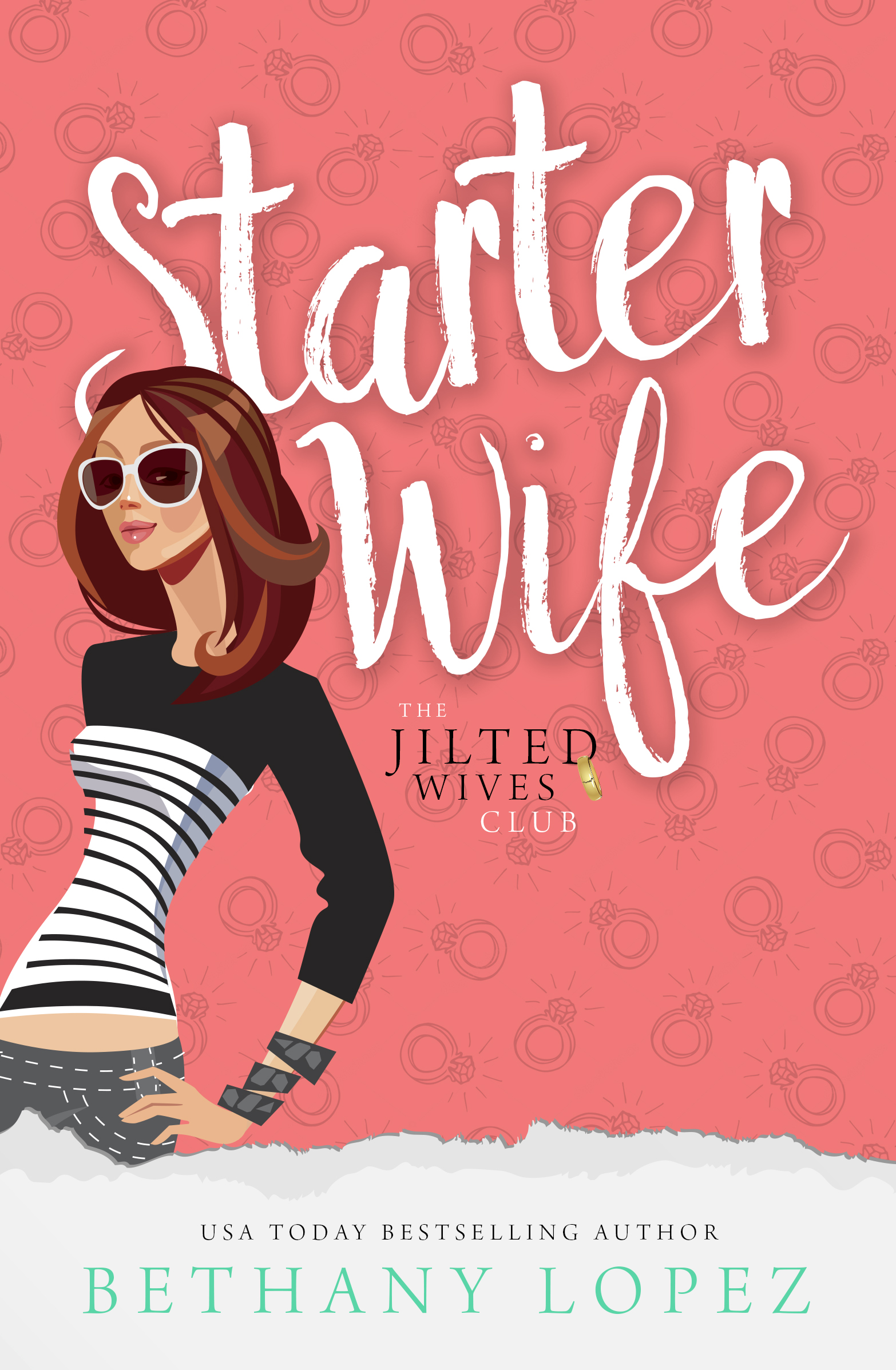 Starter Wife (The Jilted Wives Club, #1)