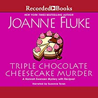 Triple Chocolate Cheesecake Murder (Hannah Swensen Mysteries (27))