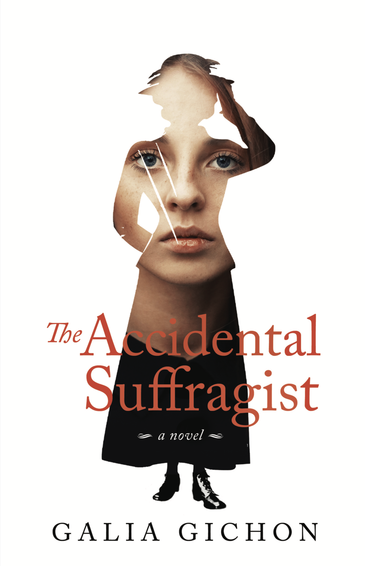 The Accidental Suffragist by Galia Gichon