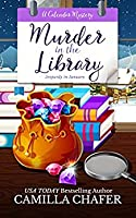 Murder in the Library (Calendar Mysteries #1)