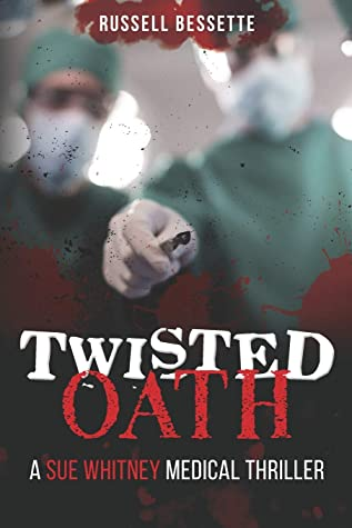 Twisted Oath: A Sue Whitney Thriller