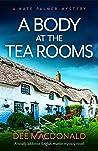 A Body at the Tea Rooms (A Kate Palmer Novel Book 3)