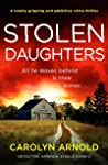 Stolen Daughters (Detective Amanda Steele #2)