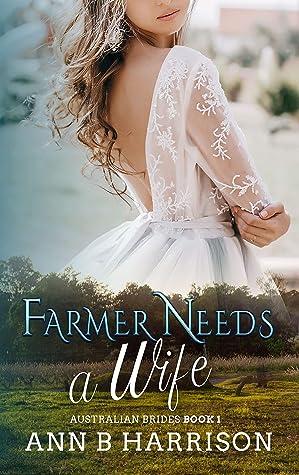 Farmer Needs A Wife by Ann B Harrison