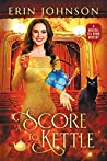 A Score to Kettle (Vampire Tea Room Magical Mystery, #3)
