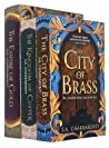Daevabad Trilogy Collection (The City of Brass, The Kingdom of Copper,  The Empire of Gold)