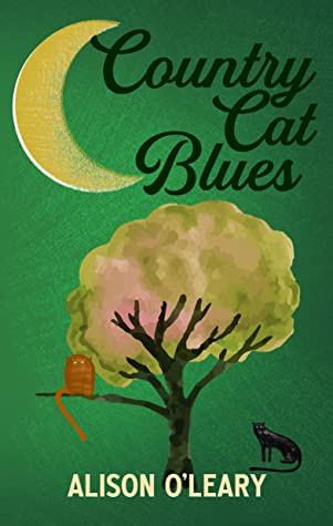 Country Cat Blues: A cosy mystery with a darkly funny edge (Cat Noir Series Book 2)