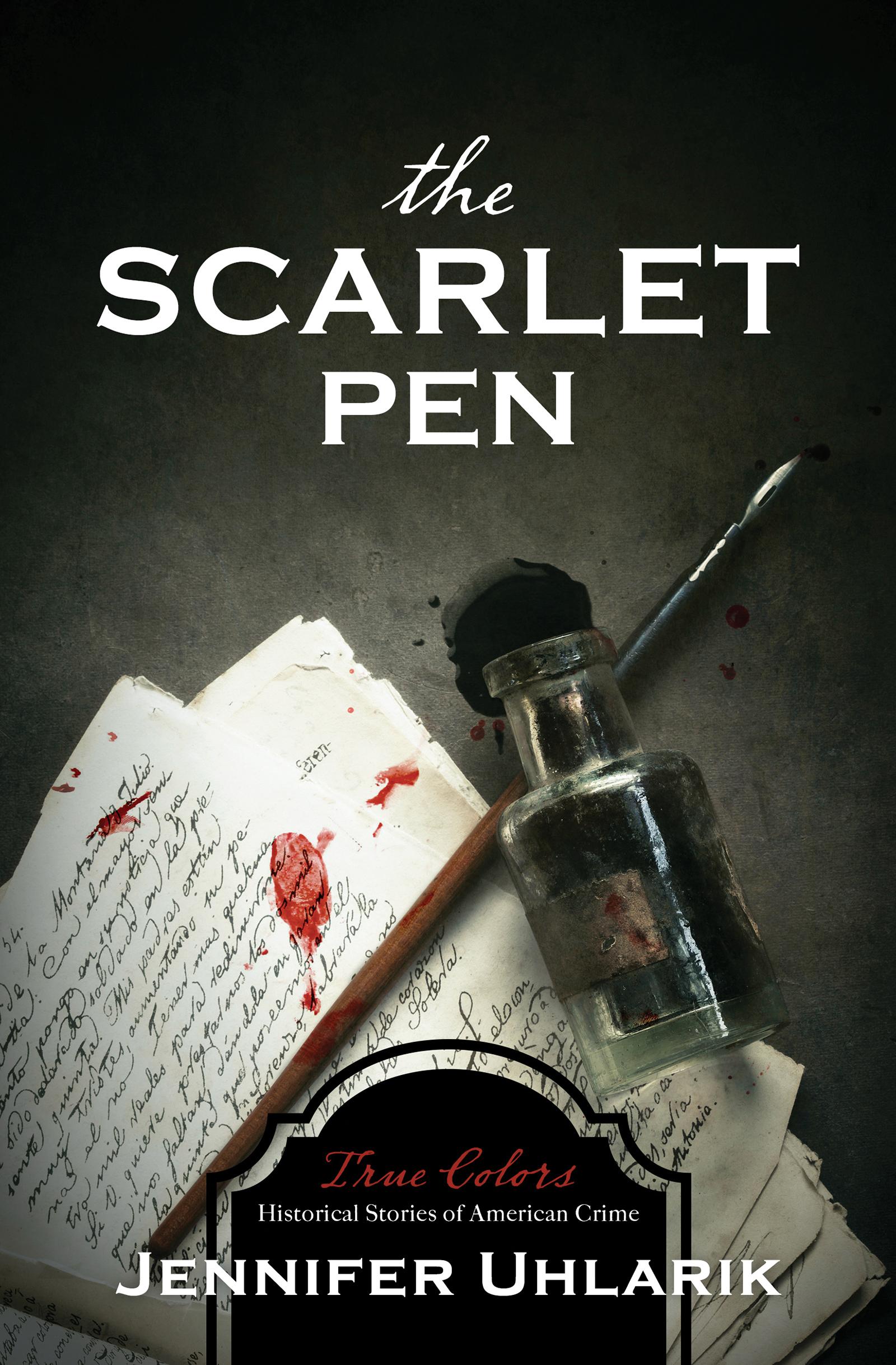 The Scarlet Pen (True Colors)