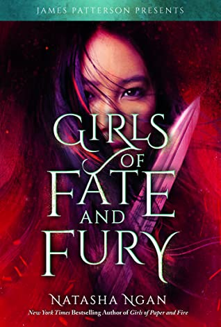 Girls of Fate and Fury (Girls of Paper and Fire, #3)