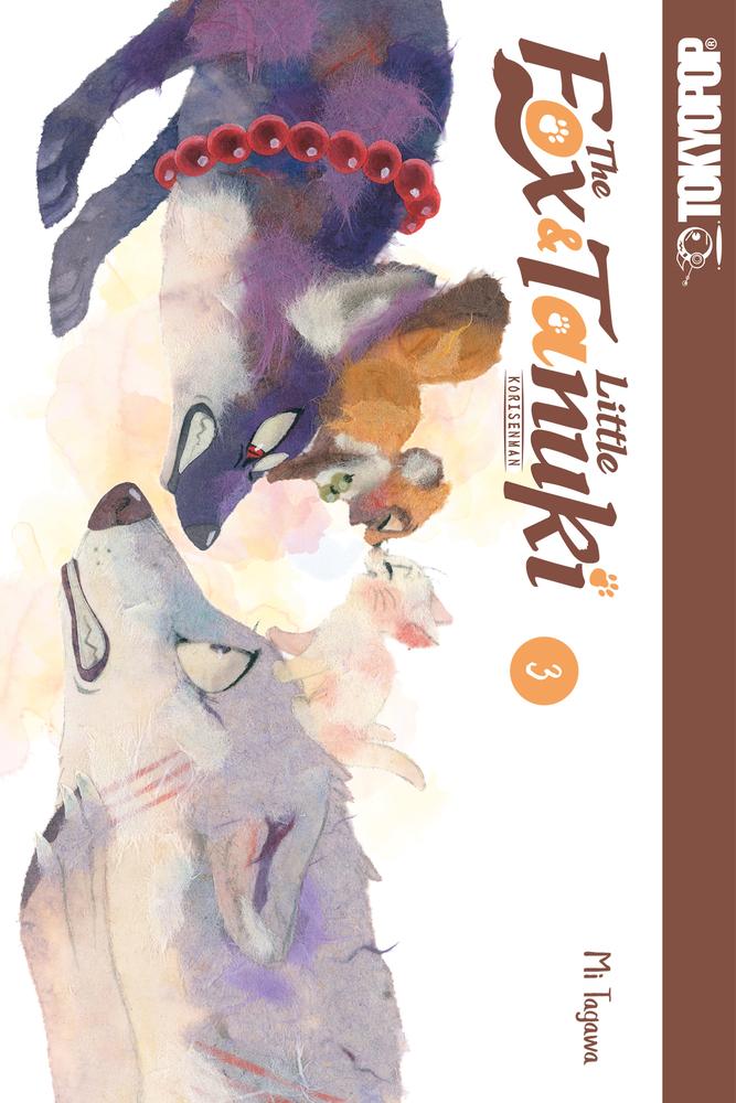 The Fox & Little Tanuki, Volume 3