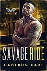 Savage Ride (Men of Valor MC)