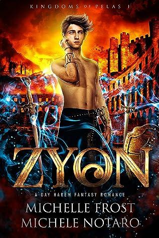 Zyon (Kingdoms of Pelas #1)