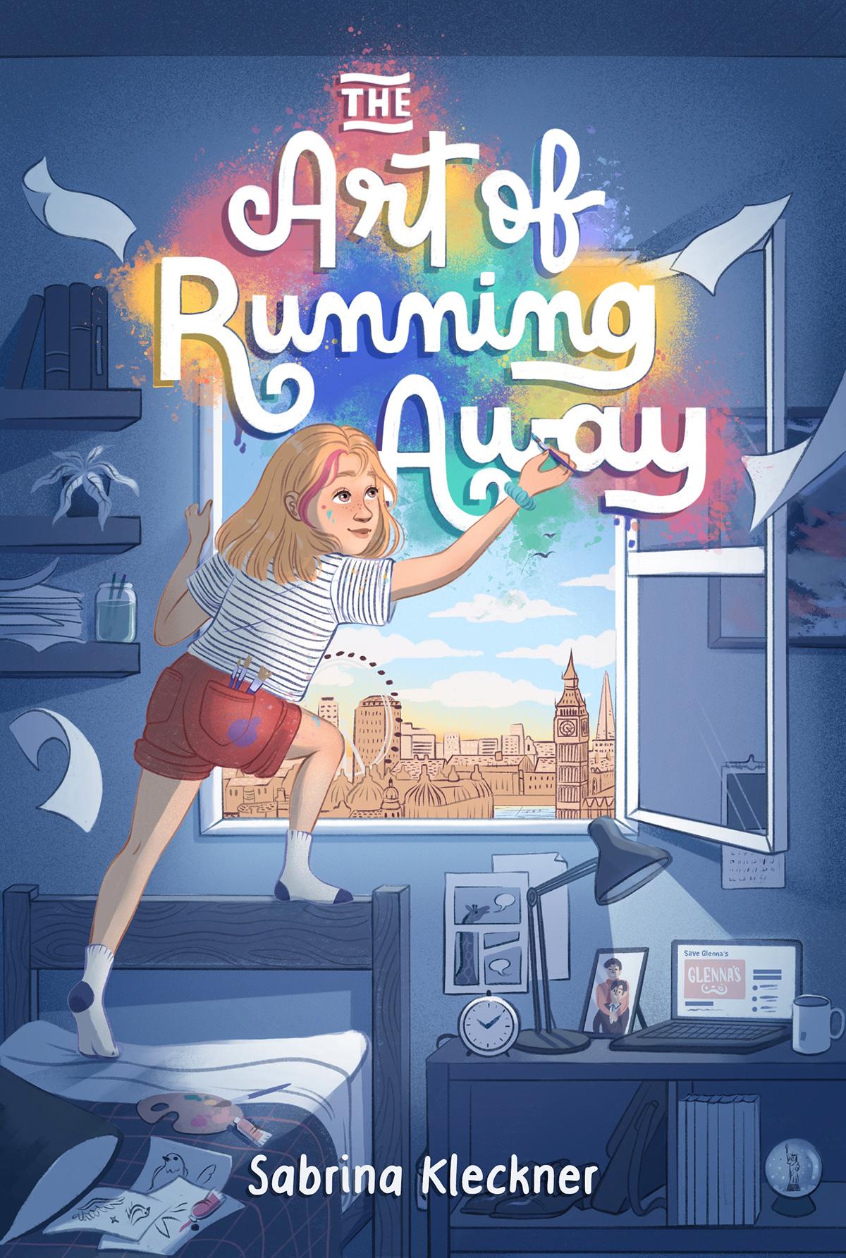The Art of Running Away