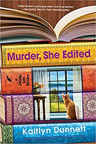 Murder, She Edited (Deadly Edits, #4)