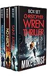 Box Set Christopher Wren Thriller: Books 1-3 (Christopher Wren #1-3)