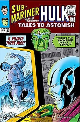 Tales to Astonish #72