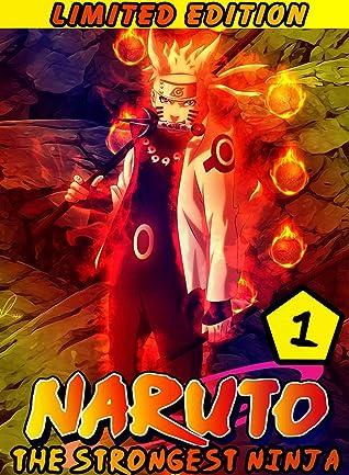 The Strongest Ninja: Collection Pack 1 - Naruto Ninja Graphic Novel Shonen Action Manga For Children, Kids