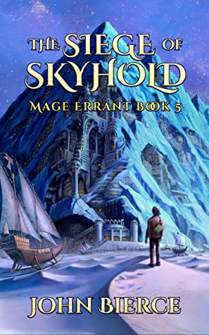 The Siege of Skyhold (Mage Errant #5)