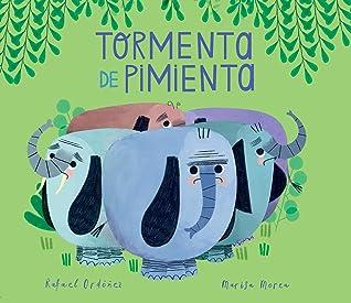 Tormenta de Pimienta by Rafael Ordóñez