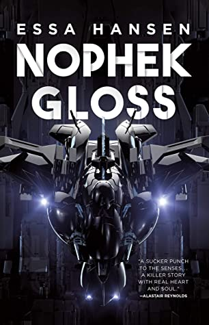 Nophek Gloss (The Graven, #1)