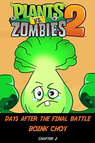 Plants vs Zombies 2: Adventures Graphic Game Comics Chapter 2