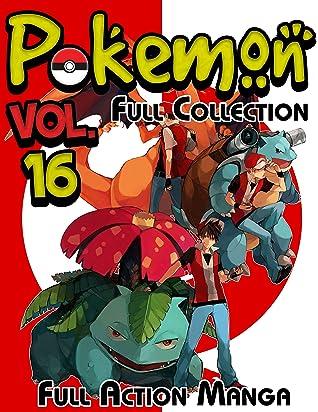 Full Action Manga Pokemon Full Collection: Limited Edition Pokemon Vol 16