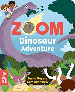 Zoom Dinosaur Adventure by Susan Hayes