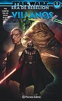 Star Wars: Era de la Rebelión - Villanos