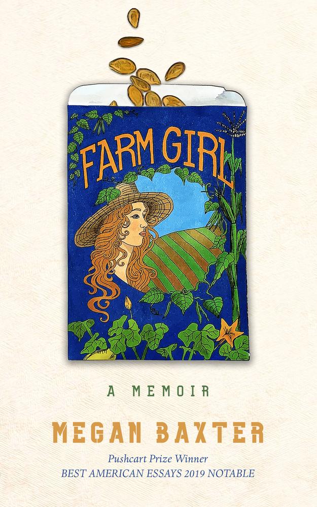 Farm Girl by Megan Baxter